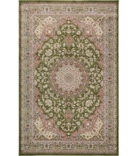 Royal Esfahan-1 3403A green-cream