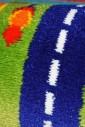 Ковер Baby 6046 yeshil-lacivert