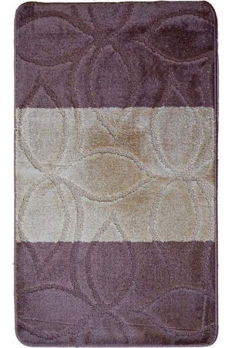 Erdek Brown набор ковриков