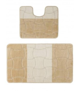 Sariyer Beige набор ковриков