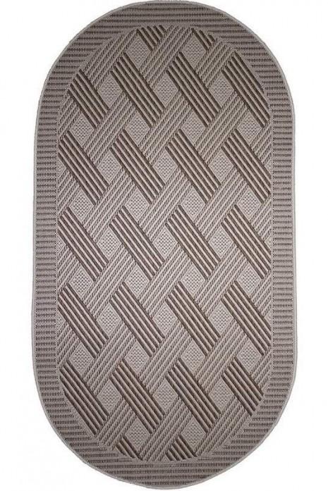 Ковер Flat 4817-23522 овал