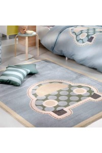 Синтетические детские ковры